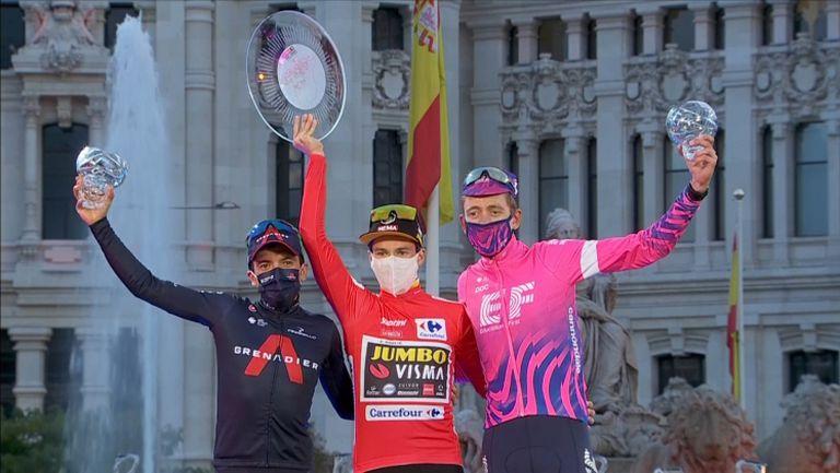 Роглич спечели Обиколката на Испания
