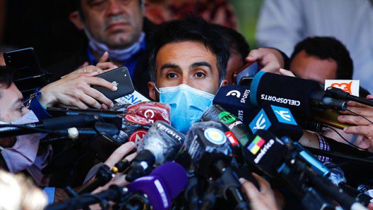 Докторът на Марадона: Скоро ще го изпишем