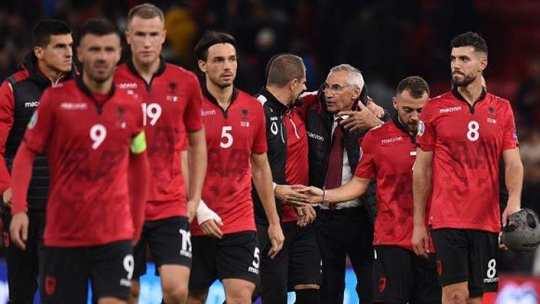 Албания - Косово 2:1