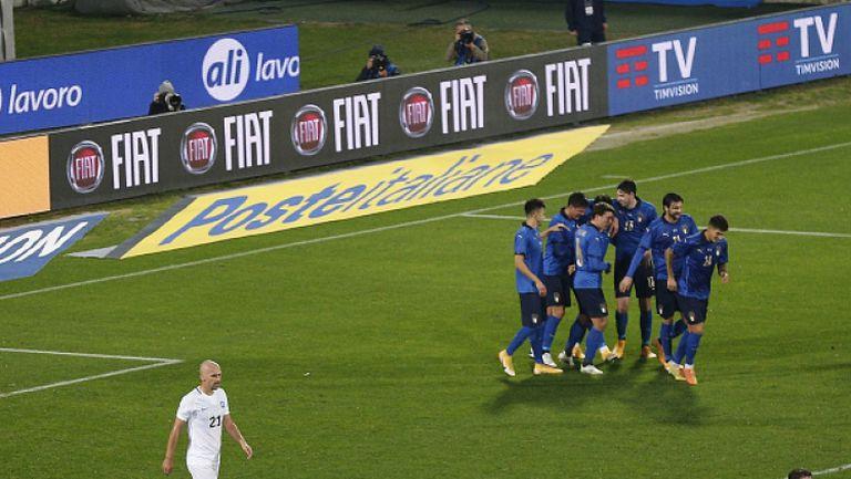 Италия - Естония 4:0
