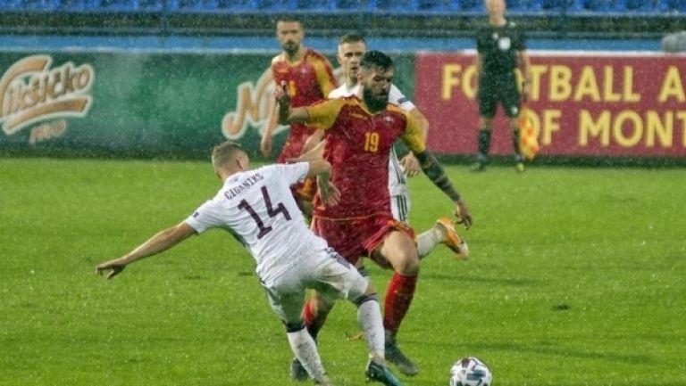 Черна гора - Казахстан 0:0