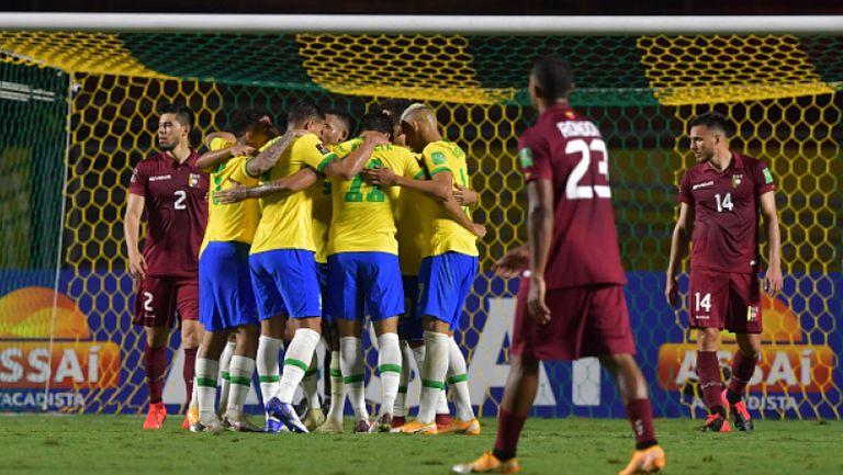 Бразилия - Венецуела 1:0