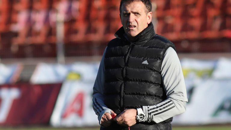 Бруно Акрапович: Дойдох в най-големия отбор в България, не трябва да има омраза
