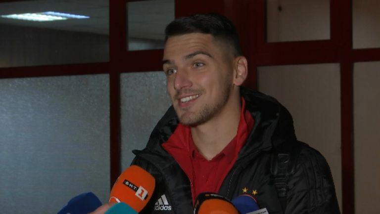 Димитър Евтимов: Показахме добро лице и сме щастливи, че г-н Акрапович е при нас