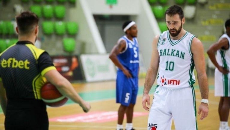 Берое нанесе второ поредно поражение на Балкан - 79:72