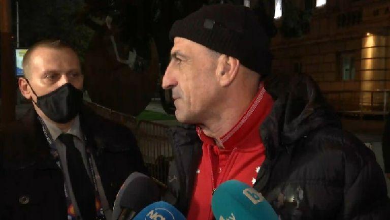 Лечков: Смяната на Дерменжиев не е на дневен ред