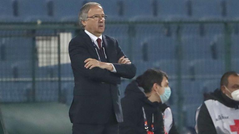 Дерменджиев: Влязохме неуверено в мача, имаше и положителни моменти