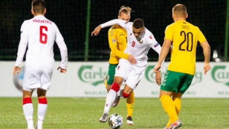 Беларус - Литва 2:0