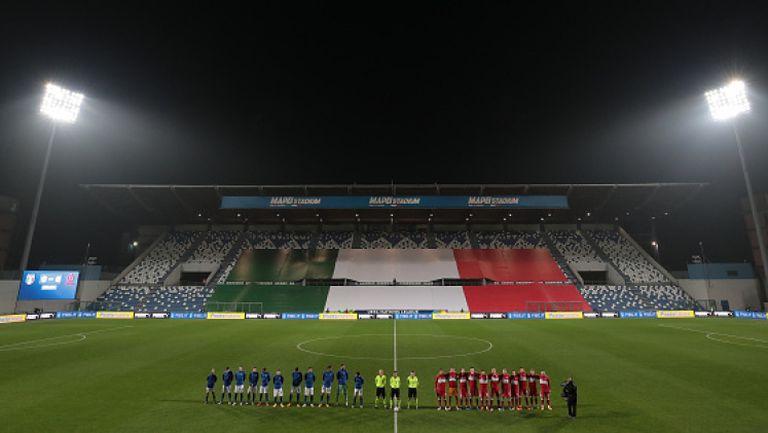 Италия наказа Полша и взе полпозишън