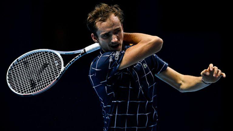 Първа победа за Медведев на Финалния турнир в Лондон
