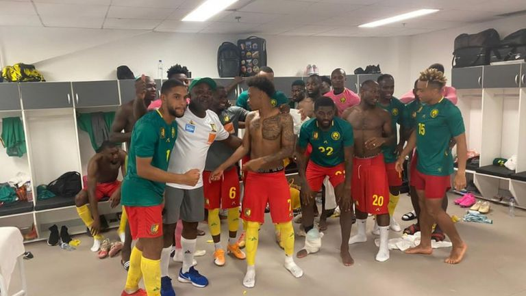 Мозамбик - Камерун 0:2