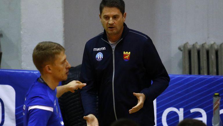 Северин Димитров: Имаме доста кадрови проблеми