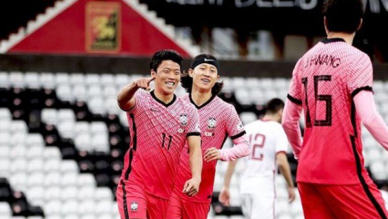 Южна Корея - Катар 2:1