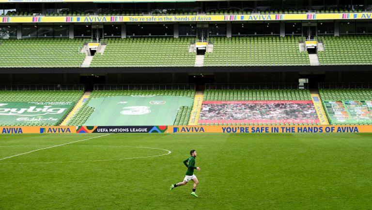Тук България ще играе решителната битка в Лигата на нациите с Ирландия