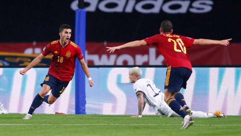 Испания унижи Германия с 6:0, хеттрик за Феран Торес