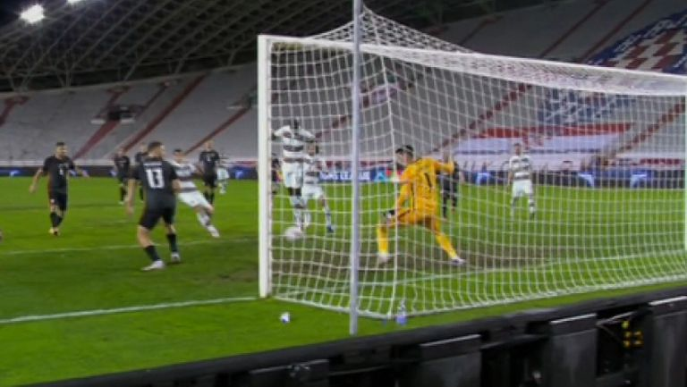 Рубен Диаш изравни за Португалия срещу Хърватия