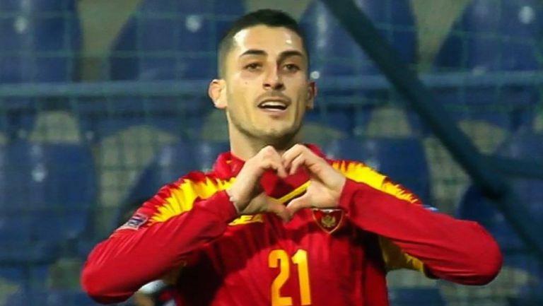 Черна гора - Кипър 4:0