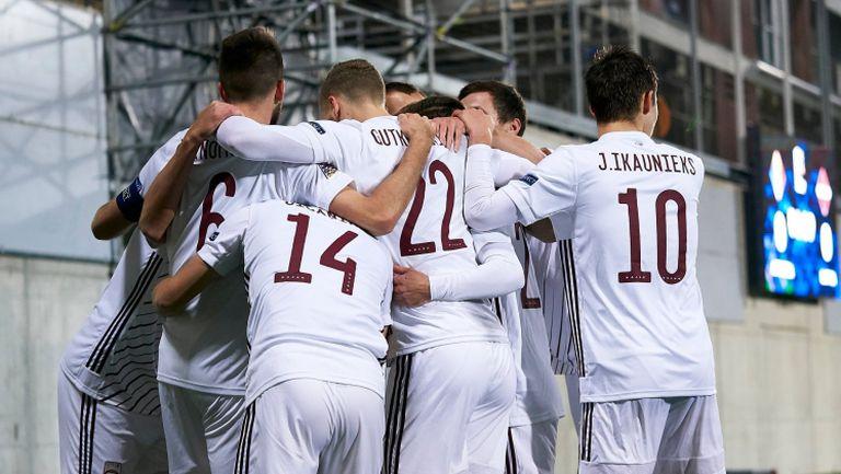 Андора - Латвия 0:5