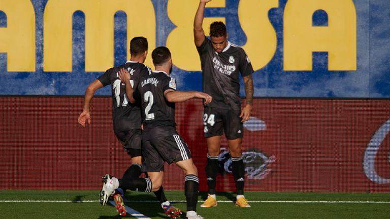 Реал Мадрид взе само точка срещу корав съперник, Виляреал - Реал Мадрид 1:1