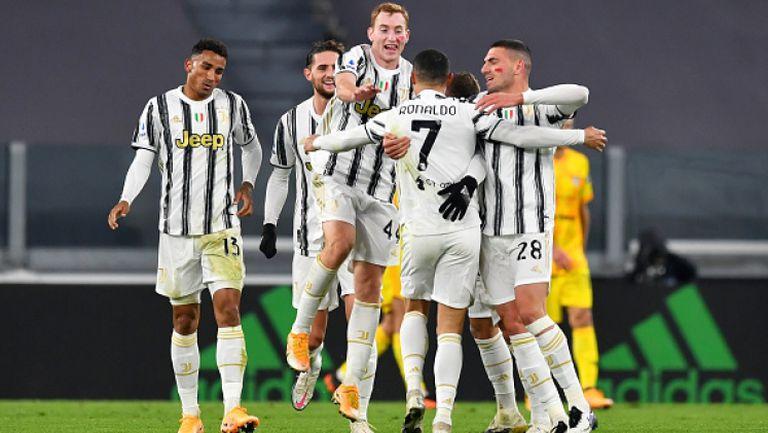 Роналдо отново герой за Ювентус