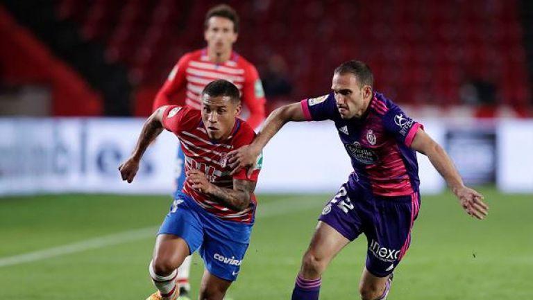 Гранада - Реал Валядолид 1:3