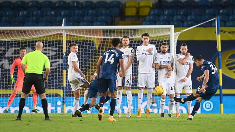 Лийдс Юнайтед - Арсенал 0:0