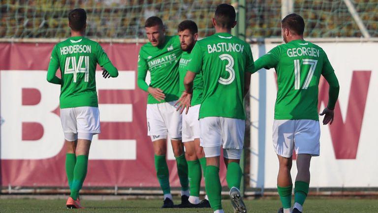 Груба грешка в защитата на Септември доведе до втори гол за Пирин
