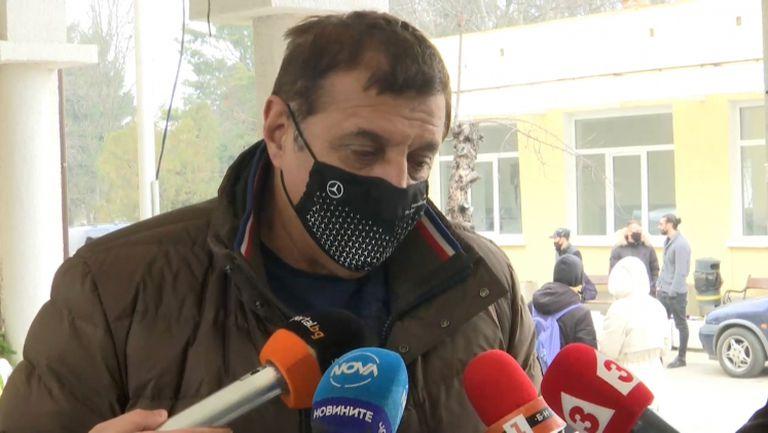 Стойне Манолов за Никола Спасов: Невероятен човек, професионалист и приятел