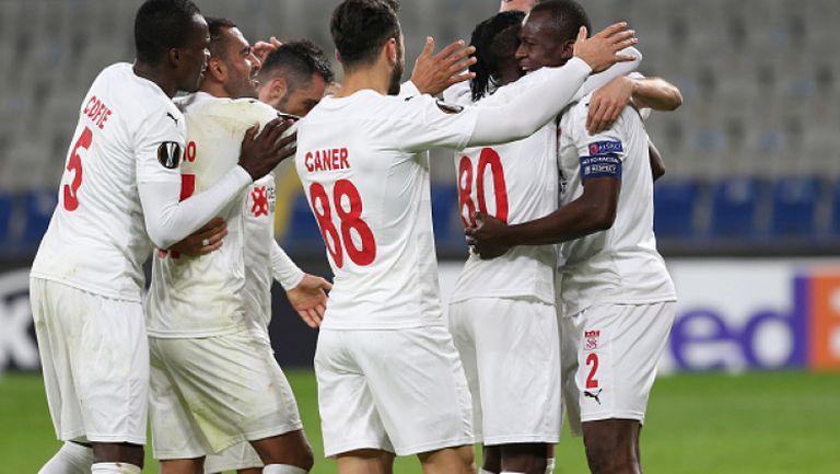 ФК Карабах - Сиваспор 2:3