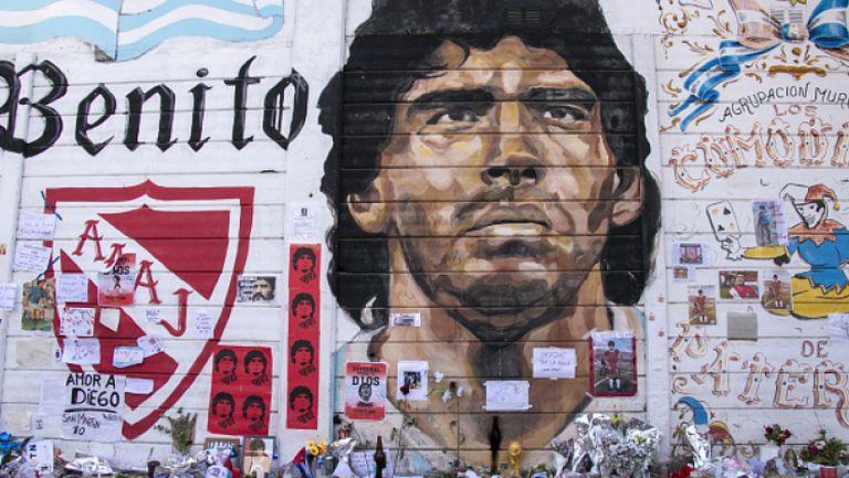 Аржентинците страдат за Диего
