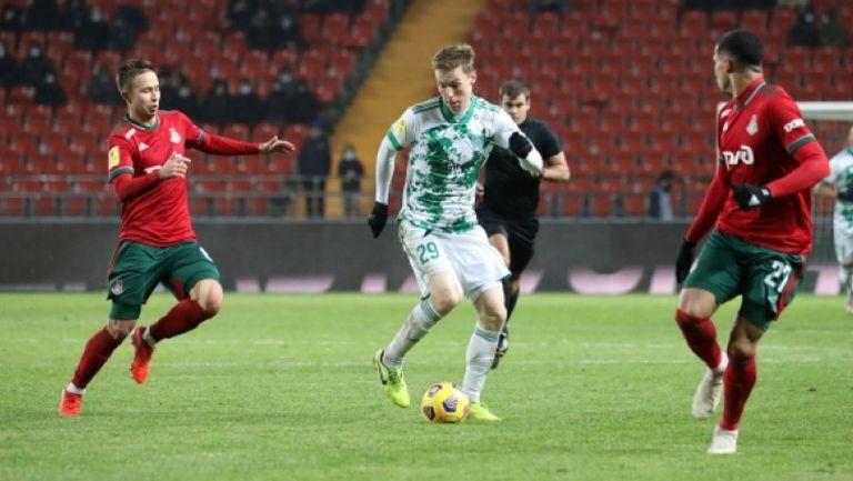 Ахмат - Локомотив (Москва) 0:0