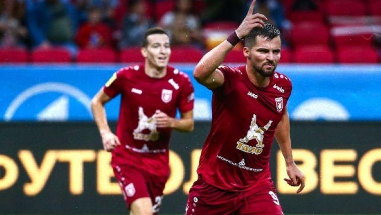 Рубин - ЦСКА (Москва) 1:0