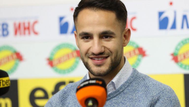 Боби Цонев: Чувствам се добре, надявам се до 2-3 месеца да се включа с отбора