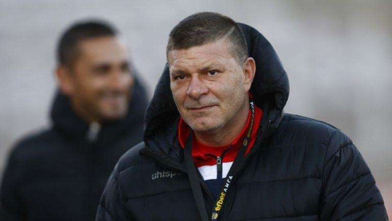 Йорданов: Поздравявам нашия отбор за старанието, не знам дали Пенев ще е новият треньор на ЦСКА-София