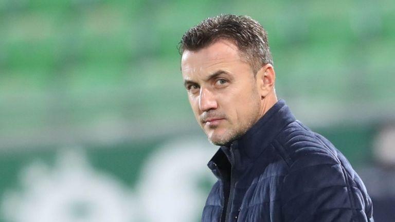 Генчев: Беше ясно, че ще имаме положения срещу Левски! Сега излизаме да бием Тотнъм