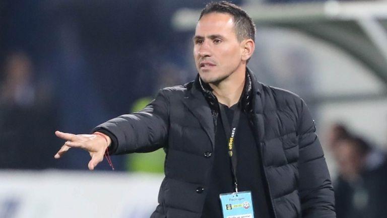 Миланов: Пропука се неопитността и то за пореден път, толкова са ни силите