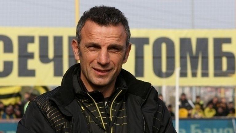 Треньорът на Ботев (Пд) със съмнения за коронавирус