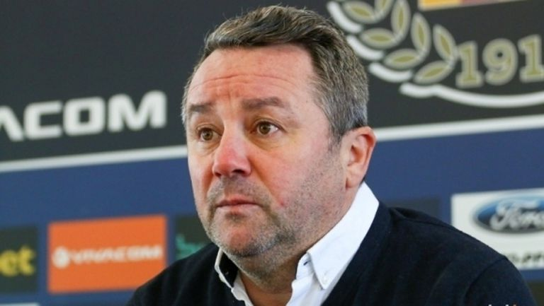 Стоянович се бави с избора на щаб за Левски
