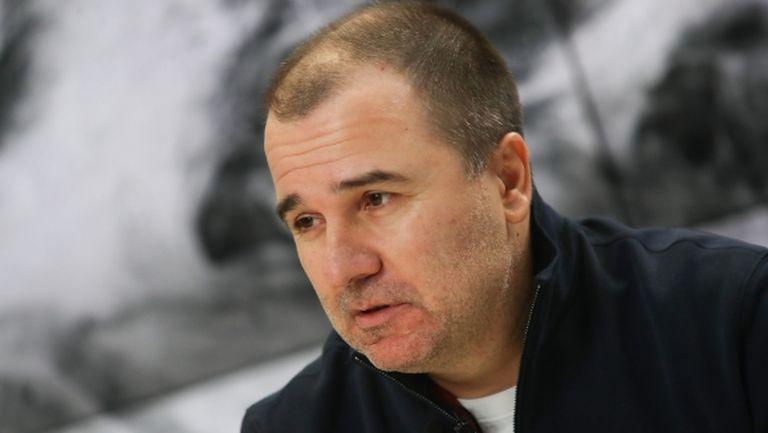 Цветомир Найденов: Това не го беше правил никой в българския футбол