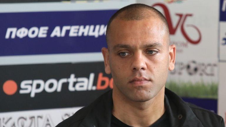 Алвеша: В ЦСКА винаги има напрежение, Камбуров ще изравни Жеков много скоро (видео)