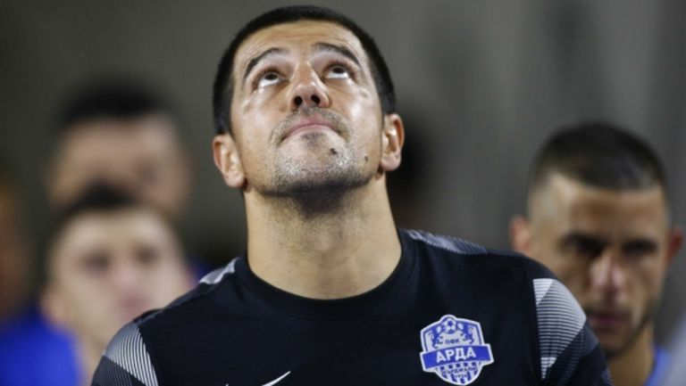 Иван Карaджов се надява на финал за Купата на България