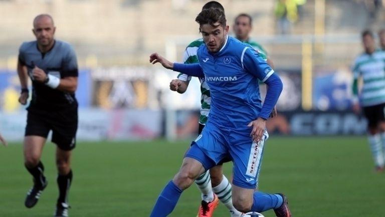 Бекали извади бивш нападател на Левски и ЦСКА от групата на ФКСБ