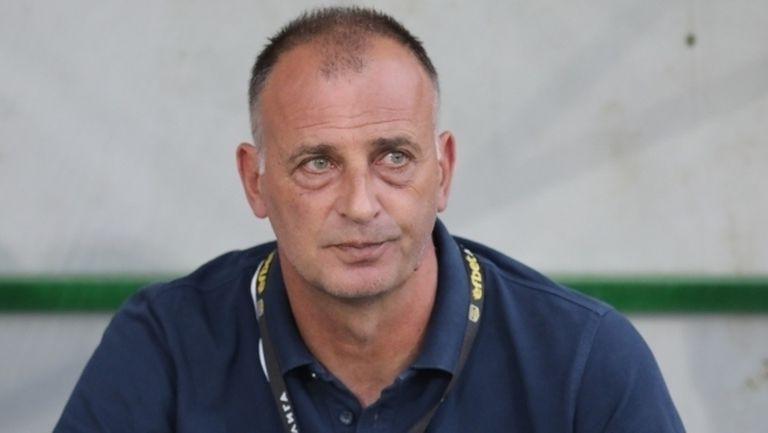 Антони Здравков: Доволен съм от играта на отбора, но само до 5:0
