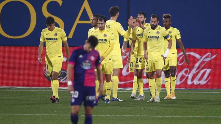 Виляреал излезе трети в Ла Лига (видео)
