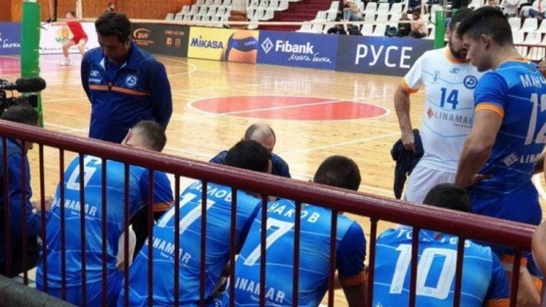 Отлагат и втория мач на Дунав (Русе) от Суперлигата