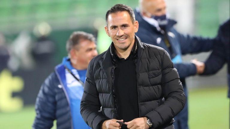 Живко Миланов: Очаквам победа срещу ЦСКА