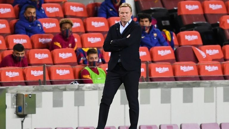 Куман посочи в какво трябва да се подобри Барселона