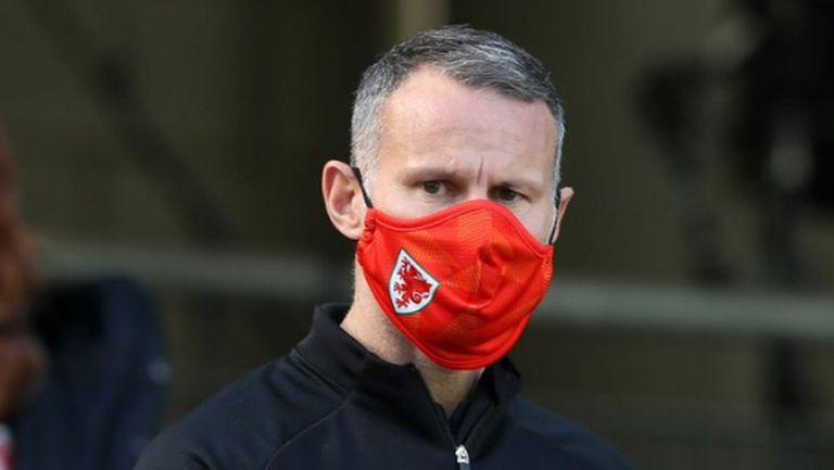След ареста: Гигс няма да води Уелс в следващите три мача