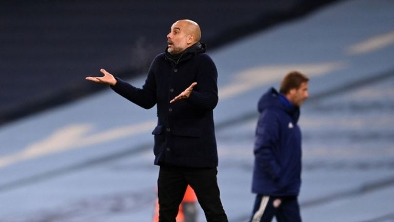 Гуардиола посочи какво трябва да се подобри в Сити преди дербито с Ливърпул