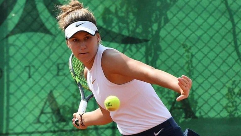 Гергана Топалова преодоля първия кръг в Ираклион